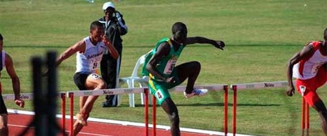 55es championnats nationaux � Saint-Louis : Tout est fin pr�t selon le pr�sident de la f�d�