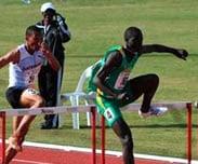 Mondiaux de P�kin - Amadou Ndiaye, �limin� lors des pr�liminaires du 400m : �J'ai couru avec une douleur derri�re la cuisse�