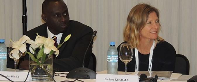 DiaBaAmadou01-une Acnoa : Dia Ba réélu président de la commission des athlètes Athlétisme