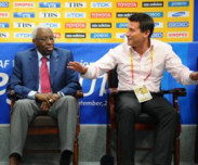 Affaire Lamine Diack : Le president de l'IAAF appelle tous les pays � coop�rer avec la police fran�aise