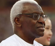 L'Etat invité à aider au retour de Lamine Diack parmi