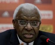 Lamine Diack soup�onn� d'avoir monnay� sa voix pour l'attribution des JO 2020