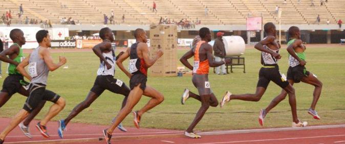 Championnats nationaux 2015 � Saint-Louis: Record personnel pour Mamadou Gu�ye