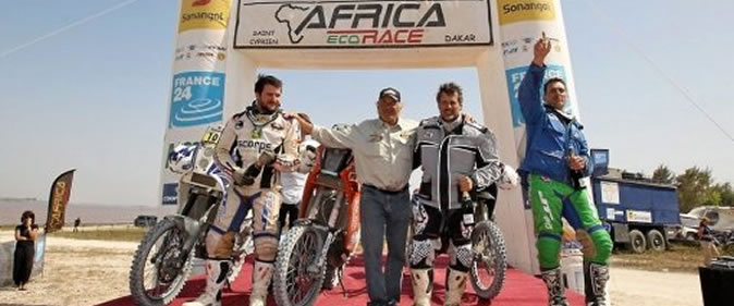Africa race : Emotion et joie attendues au Lac rose