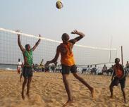 Beach Volley : Les Lions et Lionnes du S�n�gal sont qualifi�s aux jeux africains