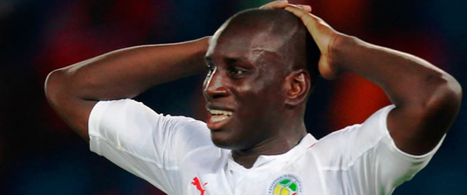 CAN 2012 - Demba Ba �Peut-�tre qu�on n��tait pas assez pr�par�s�