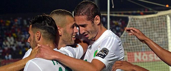L'Algérie s'impose face à la Mauritanie en amical (6-0)