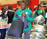 Les Lions quittent Mongomo pour Malabo