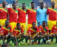 CAN 2015 : S�n�gal-Guin�e en amical, le 13 janvier