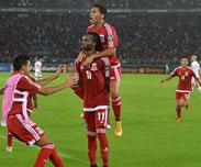 La Guin�e �quatoriale sort la Tunisie (2-1)