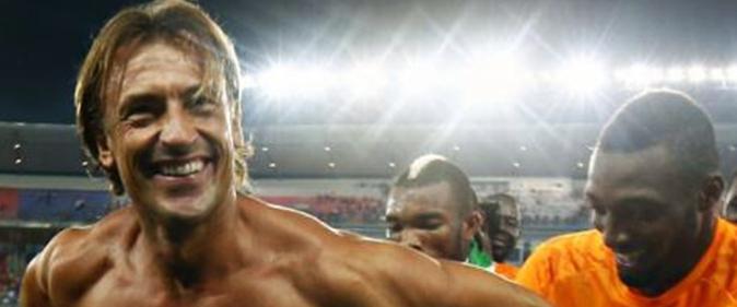 HerveRenard-une Elim Mondial 2018 : Hervé Renard veut tout faire pour ramener le Maroc en phase finale Equipe nationale