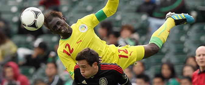 Amical: Le S�n�gal perd face au Mexique (2-0)