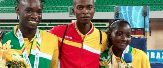 Jeux Africains: Premi�res m�dailles s�n�galaises en Escrime