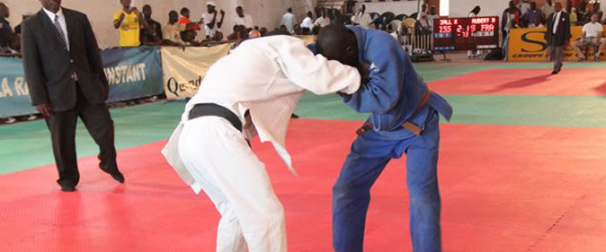 Judo: Un champion de judo veut aménager un parcours sportif
