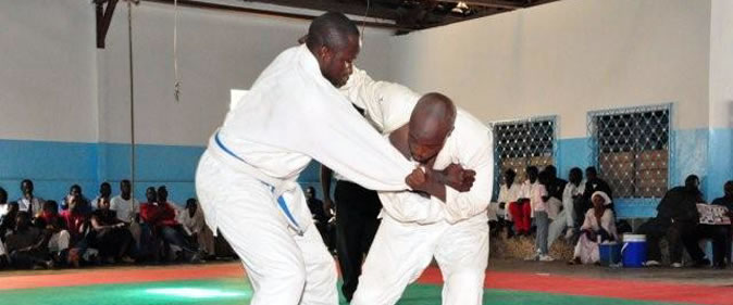 Championnats d' Afrique judo : Le Sénégal termine à la septième place