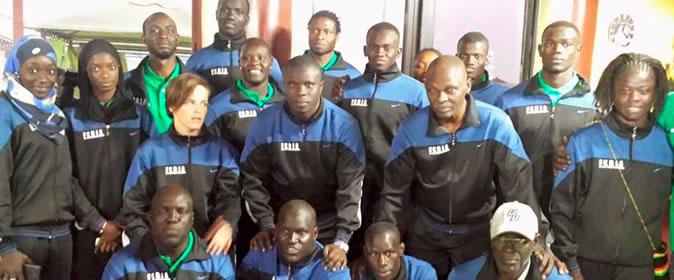 Championnats d'Afrique de Judo : Le S�n�gal prend le Bronze en �quipes chez les Dames et les Hommes