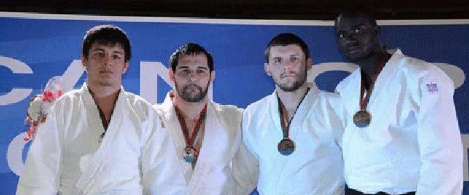 Francophonie: Judo: Mbagnick Ndiaye médaille d'argent