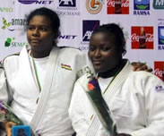 Judo : Mondiaux toutes catégories au Maroc : Monica Sagna et Mbagnik Ndiaye loin du podium