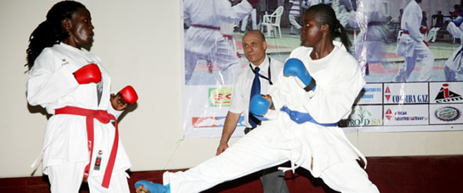 Tournoi zone 2�: Le S�n�gal d�croche 17 m�dailles d'or � Bamako