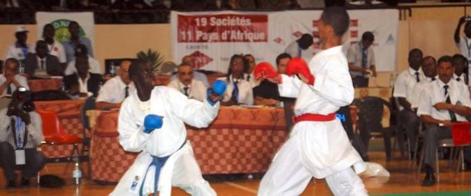 SaliouDiouf01-une Championnats du Sénégal 2017 par équipes : Sabé (H) détrône Duc en kumité, Niarry Tallay (D) rempile Arts martiaux