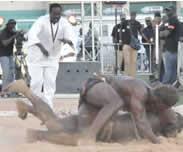 Bathie seras, �curie Guinaw Rails : �Pour mon retour, je veux signer une victoire par Ko�