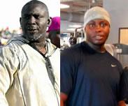 Baye Mandione vs Bruce Lee ce dimanche � Kaolack : Duel de feu dans la capitale du Saloum