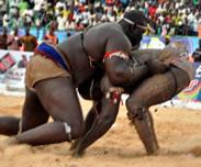 Hypo Ngary sur la crise dans l'ar�ne : �Il faut organiser un Ndeup avec le CNG, les promoteurs et les lutteurs�