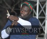 Garga Mboss� tance ses adversaires : �Les lutteurs qui h�sitent � lutter avec moi savent pourquoi��