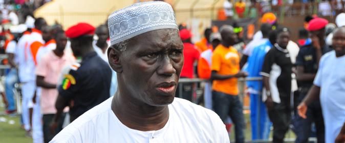 Mbaye Gueye crache ses v�rit�s : � Les lutteurs de Fass sont paresseux, ils ne s�entrainent pas assez �