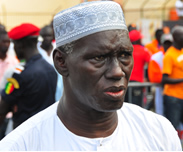 Mbaye Guèye : « Balla Gaye 2 essuiera sa toute première défaite à Fass »