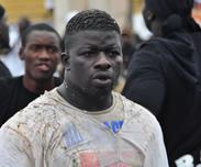 Victoire de Zoss sur Gouye Gui par Verdict M�dical
