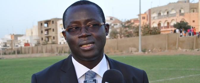Senghor07-une Auguistin Senghor, président FSF: « Les lions vont travailler dans de très bonnes conditions » Equipe nationale