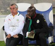 Alain Giresse r�pond � Gadiaga : �Il a d�montr� qu�il ne comprenait pas son r�le�
