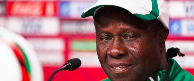 Joseph Koto, coach des lions U20: �Ce match nous a permis de voir d'autres joueurs�