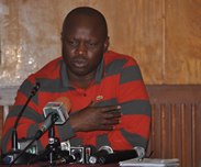 Guin�e : Amara Traor�, tout pr�t de s'engager avec le Soumba Fc