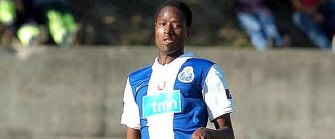 FC Porto : Abdoulaye Ba prolonge jusqu'en 2016