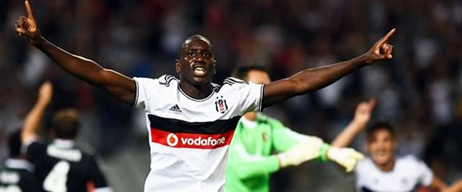 But de Demba Ba : Genclerbirligi 0-2 Besiktas [17e Journ�e]