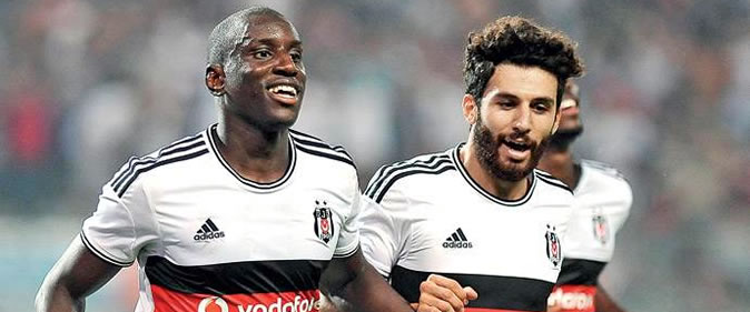 But de Demba Ba : Kasimpasa 1-5 Besiktas [27e journ�e]