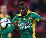 Reims: Ibrahima Balde marque contre Lens