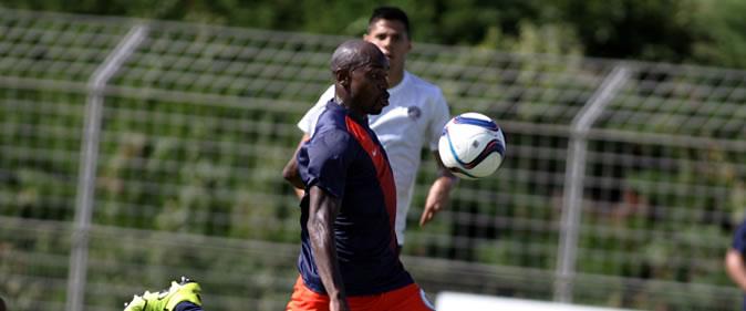 Montpellier - Souleymane Camara: �Envie de retrouver la comp�tition et notre public�