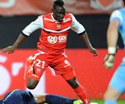 But de Saliou Ciss ( Strasbourg 2- Valenciennes 4)