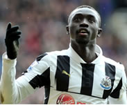 Newcastle: Papiss Ciss� is back !