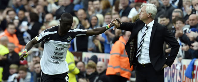 But de Mohamed Diam� et Doubl� de Papiss Ciss� : Newcastle 2-2 Hull City [05e Journ�e]