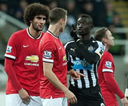 Incidents avec Jonny Evans : Papiss Ciss� prend 7 matches de suspension