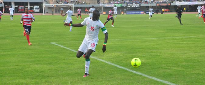 Mondial 2014 : Les Lions du Sénégal obtiennent le nul à Kampala (1-1)