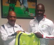 Afrique du Sud : Bouna Coundoul signe au Platinum Stars FC