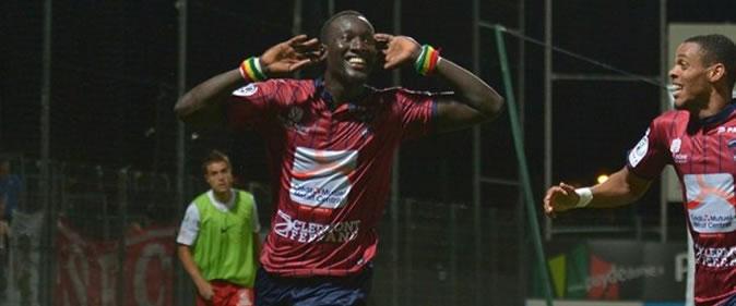 Famara Di�dhiou, meilleur buteur Ligue 2 : �C'est gr�ce au travail que je suis l� aujourd'hui�