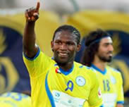 But de Makhete Diop : Al Dhafra 1-1 Ajman [02e Journ�e]