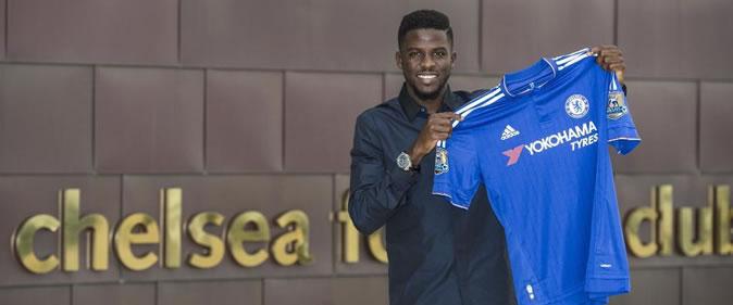Chelsea: Stage de pr�paration: Les raisons de l'absence de Djilobodji aux USA
