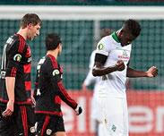 Coupe d'Allemagne: Djilobodji et le Werder Br�me cr�ent la surprise � Leverkusen en quarts
